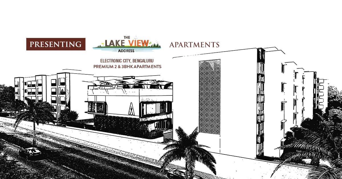 The Lake View Apartments