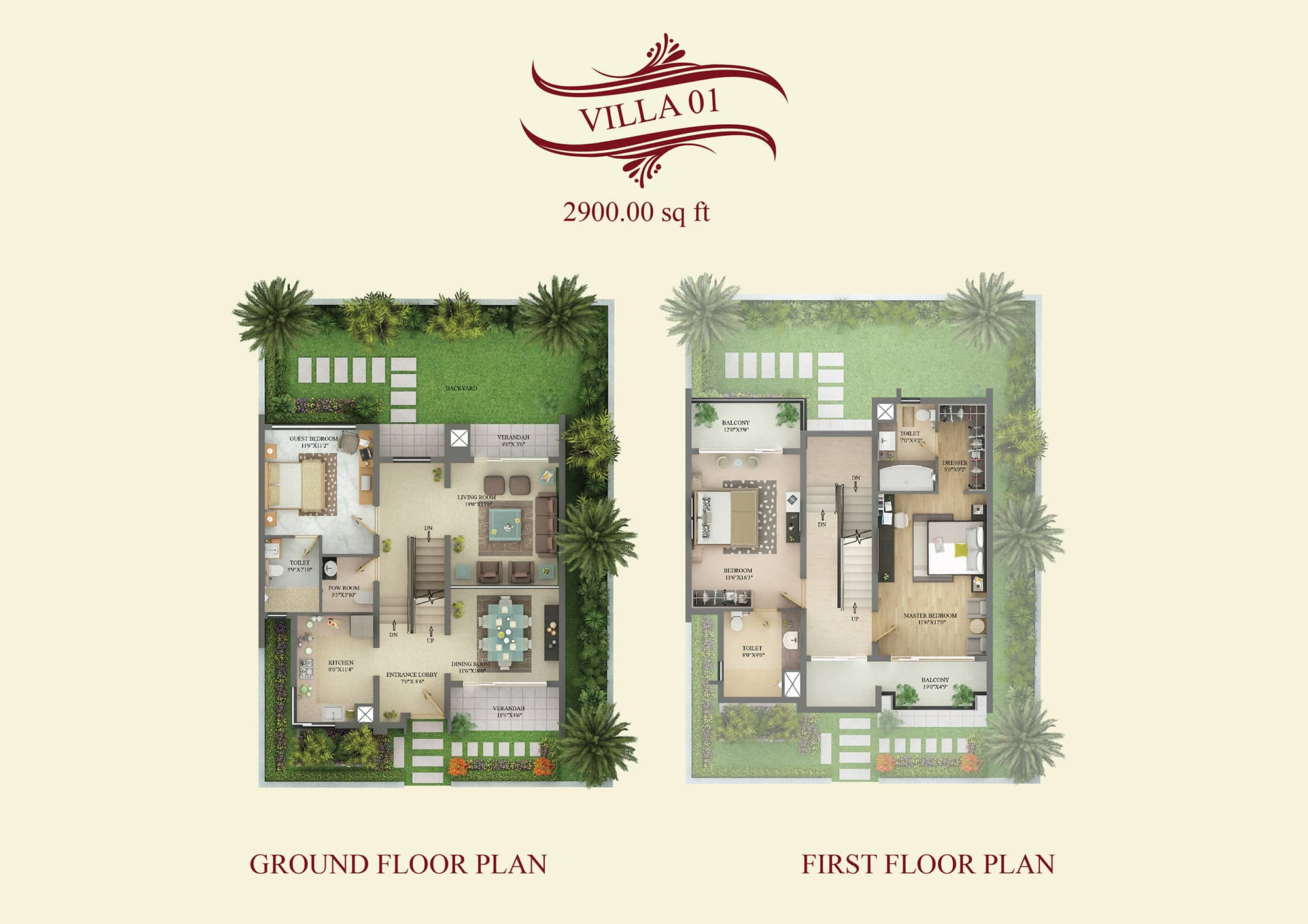 Villas In Sarjapur Road