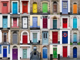 Choose a Front Door That's Beautiful and Efficient
