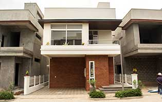 Villas in electronic city